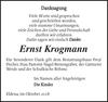Ernst Krogmann