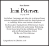 Irmi Petersen