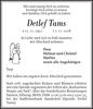 Detlef Tams