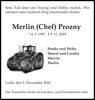 Merlin Chef Prozny