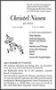 Christel Nissen