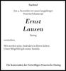 Ernst Lausen