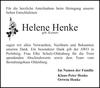 Helene Henke