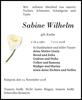 Sabine Wilhelm