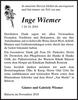Inge Wiemer