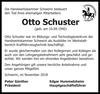 Otto Schuster