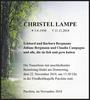 CHRISTEL LAMPE