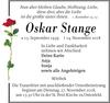 Oskar Stange