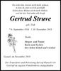 Gertrud Struve