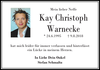 Kay Christoph Warnecke