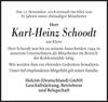 Karl-Heinz Schoodt