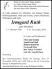Irmgard Ruth