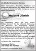 Herbert Ulbrich