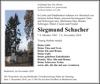 Siegmund Schacher