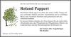 Roland Pappert