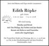 Edith Röpke