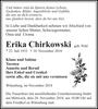 Erika Chirkowski