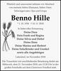 Benno Hille