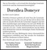 Dorothea Domeyer
