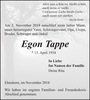 Egon Tappe