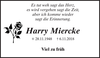 Harry Miercke