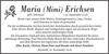 Maria Erichsen
