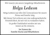Helga Ledwon