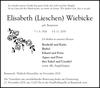 Elisabeth Lieschen Wiebicke