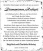 Siegfried und Charlotte Brüning