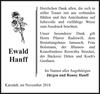 Ewald Hanff