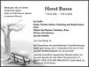 Horst Busse