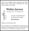 Walter Janzen