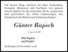 Günter Rapsch