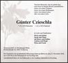 Günter Czieschla