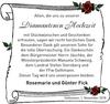 Rosemarie und Günter Fick