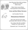 Irene und Karl-Heinz Sörensen