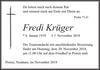 Fredi Krüger