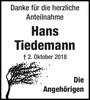 Hans Tiedemann
