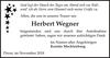 Herbert Wegner