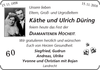 Käthe und Ulrich Düring