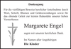 Margarete Engel
