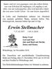 Erwin Stellmacher