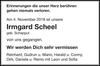Irmgard Scheel