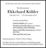 Ekkehard Köhler