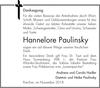 Hannelore Paulinsky