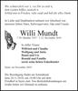Willi Mundt