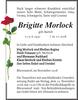 Brigitte Morlock