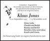 Klaus Jonas