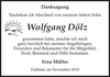 Wolfgang Dölz