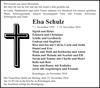 Elsa Schulz